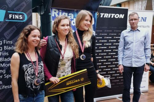 , Riga Freediving Cup 2019