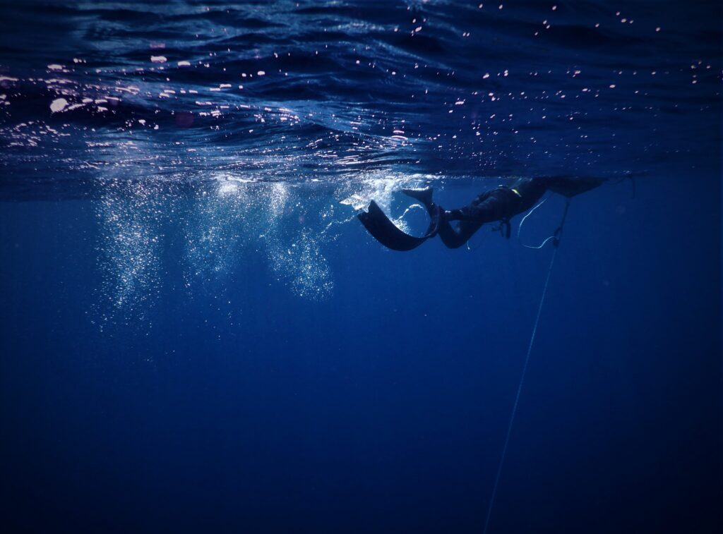 , Dedicated to freediving