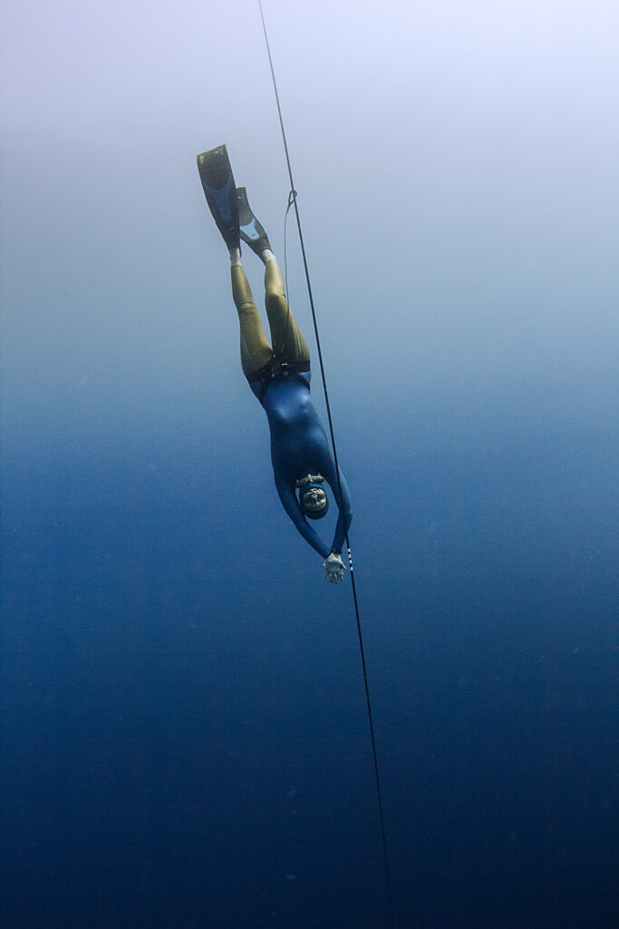 , Freediving in Kalamata